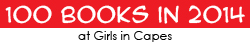 Girls in Capes 100 Books in 2014