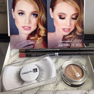 September 2014 Starbox makeup subscription box