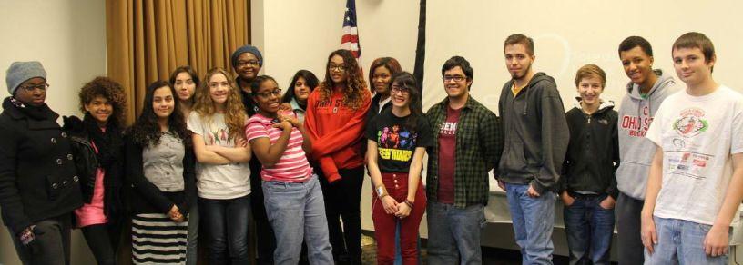 Dec 6 2014 Women Unbound Transformation students