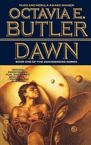 Octavia Butler Dawn cover US paperback edition