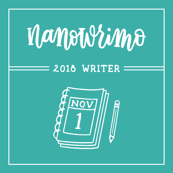 National Novel Writing Month 2018 participant